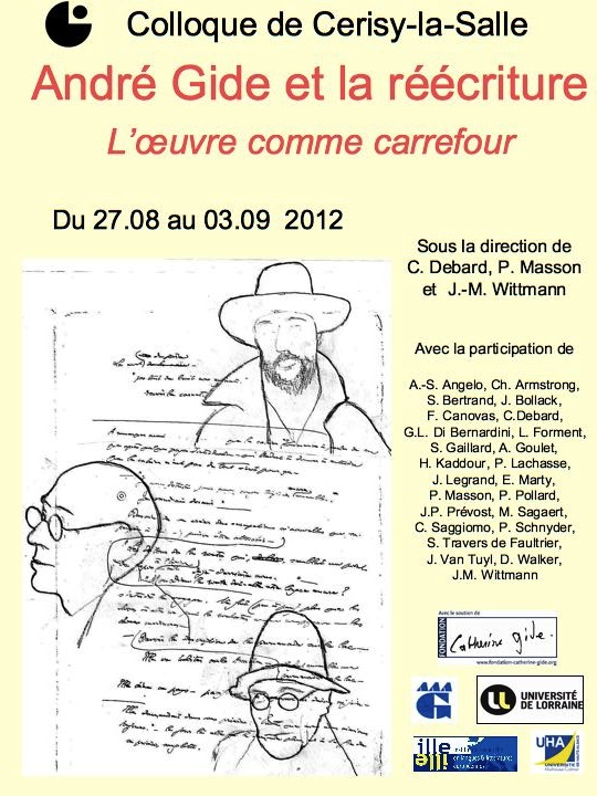 Colloque Cerisy