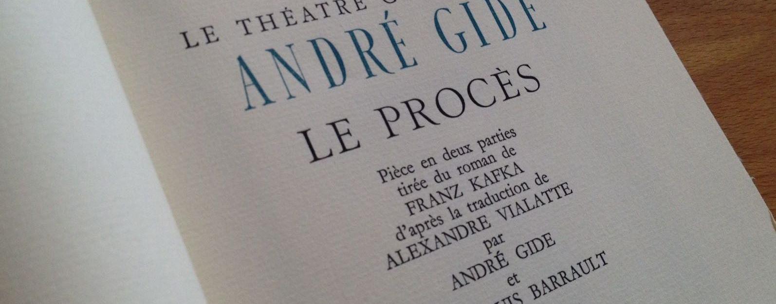 colloque gide theatre