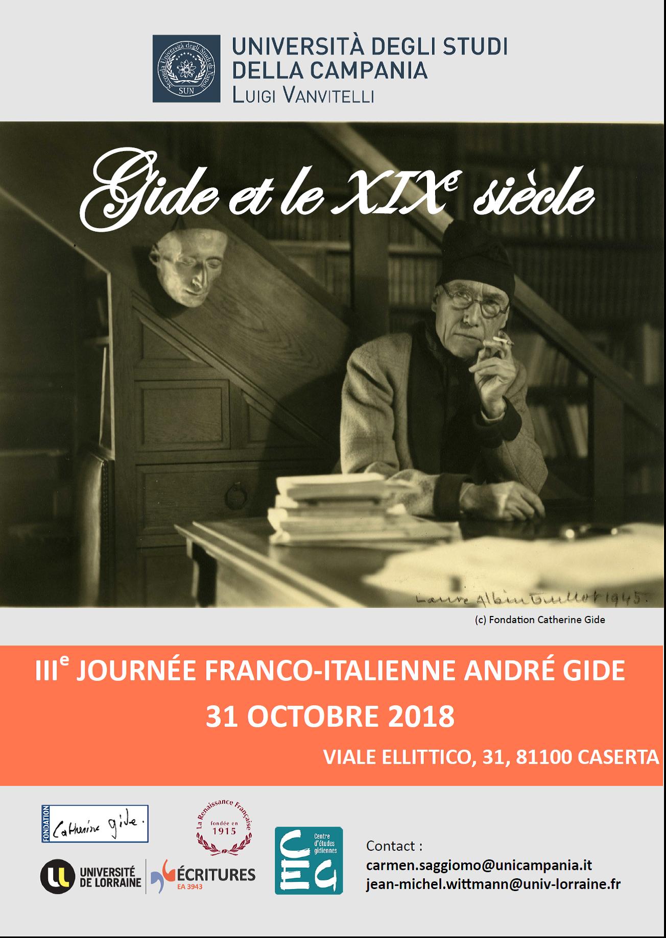 affiche Caserte 2018